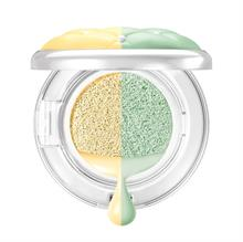 Physicians Formula Mineral Wear Talc-Free Cushion Corrector + Primer Duo SPF 20 Corrector Primer Yellow/Green