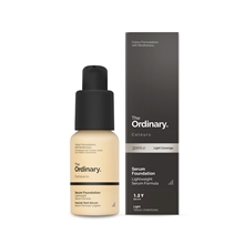 The Ordinary Serum Foundation 1.2 Y light Yellow
