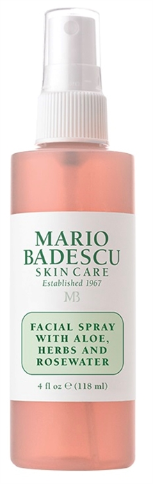Mario Badescu - Facial Spray with Aloe, Herbs and Rose Water 118 ml