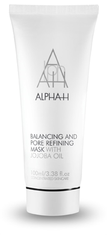 Alpha-H Balancing and Pore Refining Mask 100ml