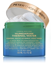 Peter Thomas Roth Hungarian Thermal Water Mineral-Rich Atomic Heat Mask 150 ml
